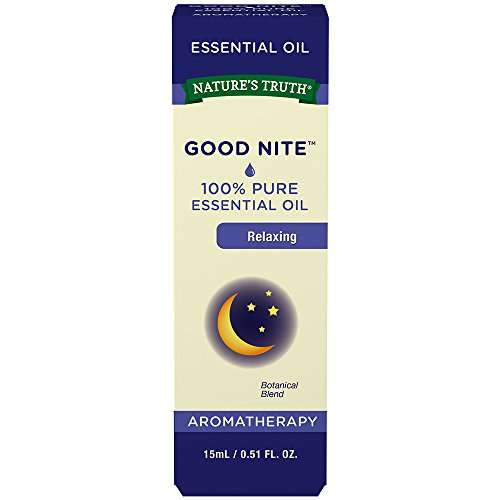Nature's Truth Essential Oil, Good Nite, 0.51 Fluid Ounce