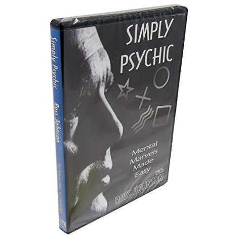 Royal Magic Simply Psychic - Mental Miracles Made Easy - With Ross Johnson