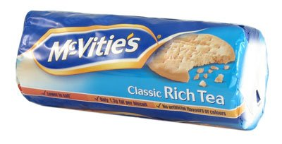 McVitie's Classic Rich Tea Buscuits 200g -2 Pack
