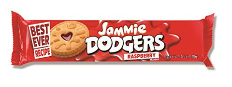 Burton's Jammie Dodgers, 4.9 Ounce (Pack of 3)