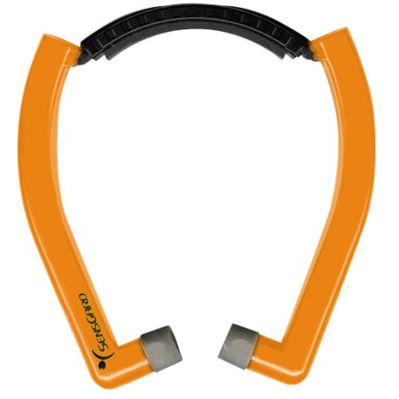 SensGard SG-26 Lightweight Hearing Protection Band NRR 26dB (Orange)