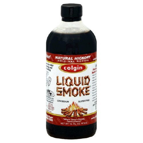 Colgin Liquid Smoke, 16.0 Ounce (Pack of 6)