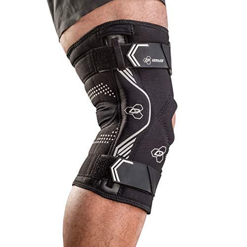 DonJoy Performance Bionic Drytex Hinged Knee Sleeve, Large