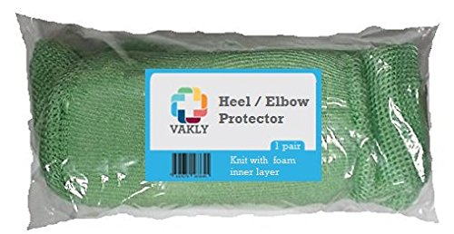 Vakly Knit Heel and Elbow Protector (1 Pair)