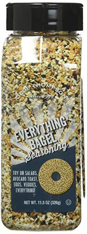 Olde Thompson Everything Bagel Seasoning 11.5 Oz