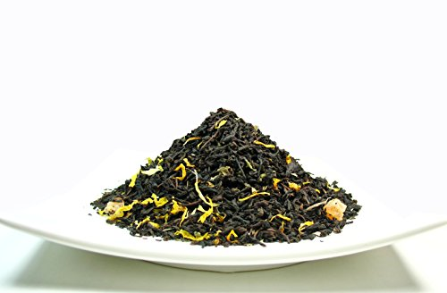 Peach Apricot Iced Tea, Ceylon Black Loose Leaf Tea Blended With The Essence Of Apricot And Peach â?