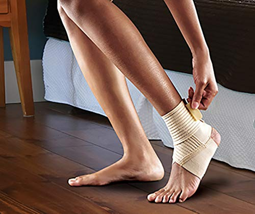 Futuro Wrap Around Ankle Support, Moderate Support, Large