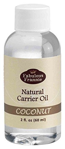 Coconut Pure & Natural Carrier Oil 2 oz