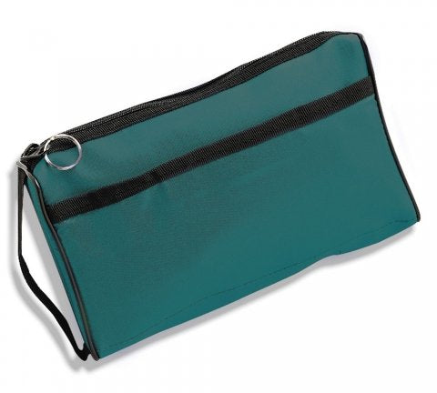 ADC Deluxe Nylon Zipper Case, Teal 888TL