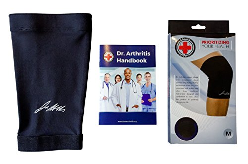 Doctor Developed Copper Knee Brace & Knee Compression Sleeve And Doctor Written Handbook â?? Guarant