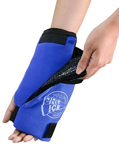 Wrist Cold Therapy Ice Wrap By Pro Ice