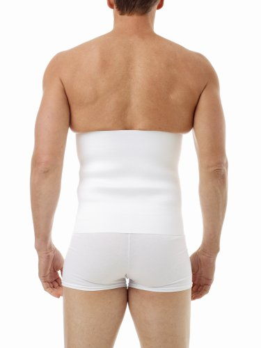 Men's and Women's Hernia Support Belt 12-inch, 2X - Waist 54-60 inches