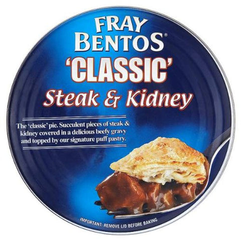 Fray Bentos 'Classic' Steak & Kidney Pudding 6 x 425g