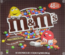 Image of M&M 's Milk Chocolate Candies, 81.12 Ounce