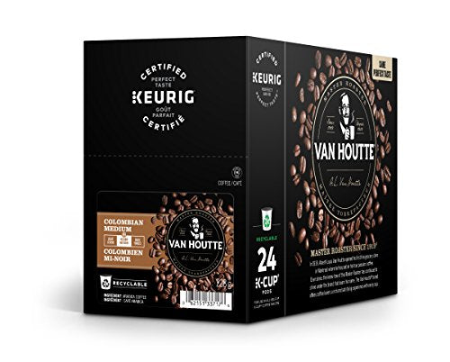 Van Houtte Colombian Medium Roast K-Cups, 24-Count
