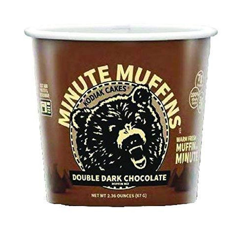 Double Dark Chocolate Minute Muffin (Pack of 2)