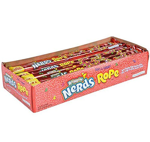Nerds Rope Candy, Case of 3