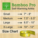 Image of Bamboo Pro Self-Warming Ankle Support (Medium)