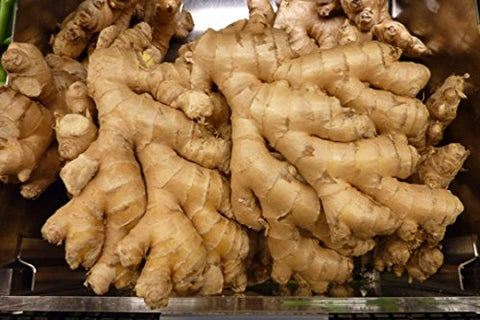Organic fresh ginger from Pure (10)