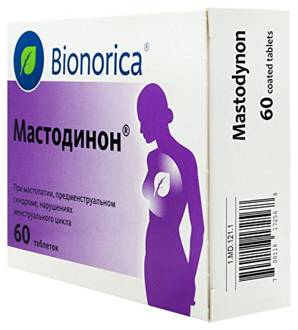 Mastodynon 60 Tablets