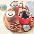 Image of Caribou Coffee Daybreak Morning Blend, Single Serve Keurig K Cup Pods, Light Roast Coffee, 72 Count