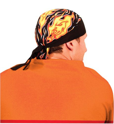 Occunomix One Size Fits All Assorted Colors Tuff Nougies Regular Tie Hat