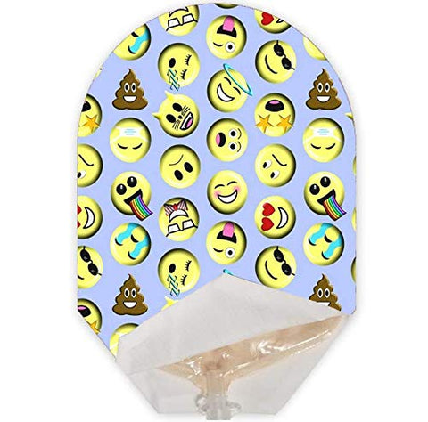 Fun with Emojis Pouch Cover Open Ended