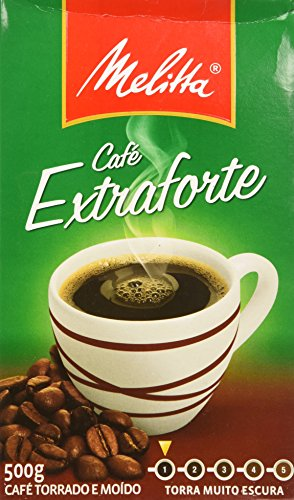Melitta Extra Strong Roasted Coffee - 17.6 oz - (PACK OF 02)