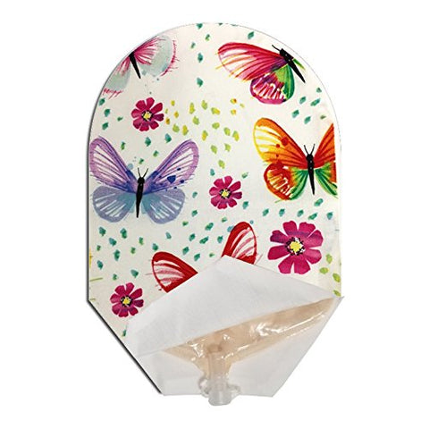 Colorful Butterflies Pouch Cover Open Ended