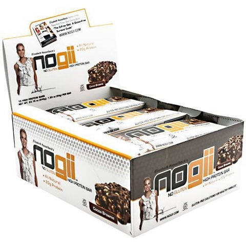 NoGii High Protein Bar, Cocoa Brownie