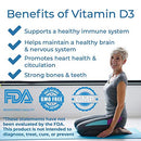 Image of Superior Source Extra Strength Vitamin D3 5,000 IU Tablet, 100 Count (Packaging May Vary)