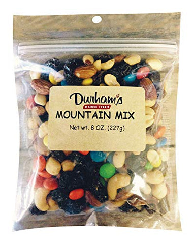 Dollins Pecan Co Inc Mountain Mix 8Oz Case Of 12, Dollins Pecan Co Inc