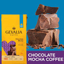 Image of Gevalia Chocolate Mocha Ground Coffee (12 oz Bags, Pack of 6)