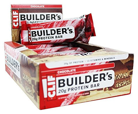 Clif Builders Chocolate C Size 12ct Clif Builders Chocolate 2.4z
