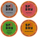 Image of SF Bay Coffee Variety Pack 80 Ct  Compostable Coffee Pods, K Cup Compatible including Keurig 2.0 (Packaging May Vary)