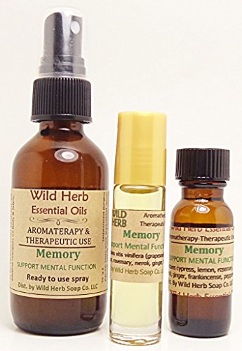 Memory Pure Essential Oil Exclusive Blend