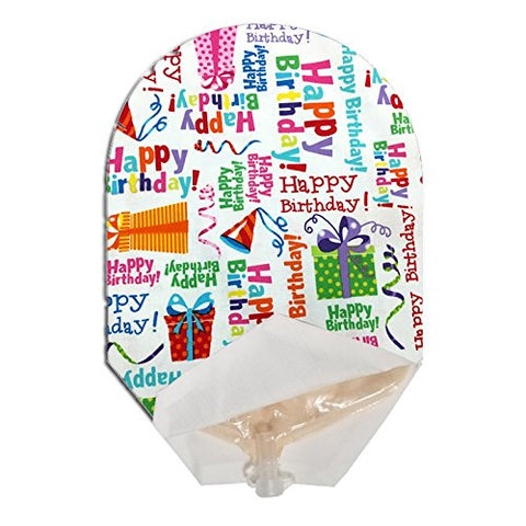 Happy Birthday Party Pouch Cover Open Ended