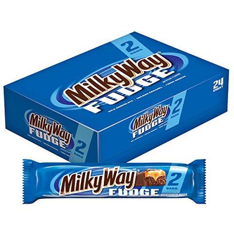 Milky Way Fudge, 3 Ounce (Pack of 24)
