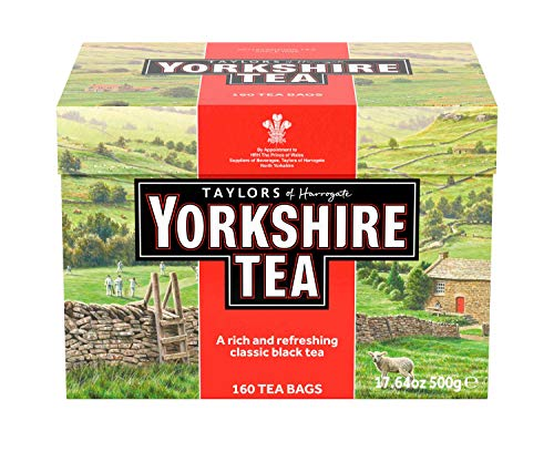 Taylors of Harrogate Yorkshire Red, 160 Teabags