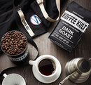 Image of Koffee Kult Dark Roast Coffee Beans - Highest Quality Gourmet - Whole Bean Coffee - Fresh Roasted Coffee Beans, 32oz