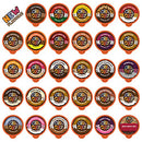 Image of Flavored Coffee In Single Serve Coffee Pods   Flavor Coffee Variety Pack For Keurig K Cups Machine F