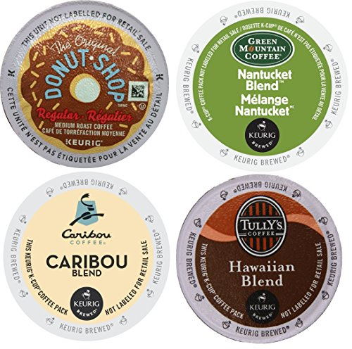 Keurig Green Mountain Medium Roast K-Cup Variety Pack, 48 Count