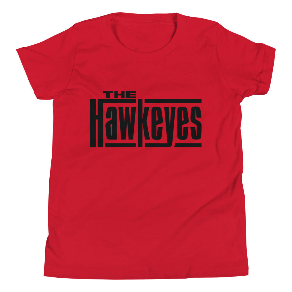 The Hawkeyes Red Kids Tee