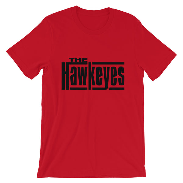 The Hawkeyes Rama Red Tee