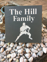 Load image into Gallery viewer, Deep Engraved Natural Slate Personalised Family Name Plaque