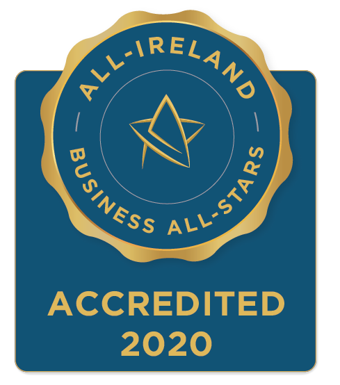 🏆BUSINESS ALL-STAR MUNSTER HEALTH AND GIFT STORE ACCREDITATION🏆