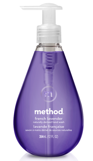 Method Gel Handwash Lavender