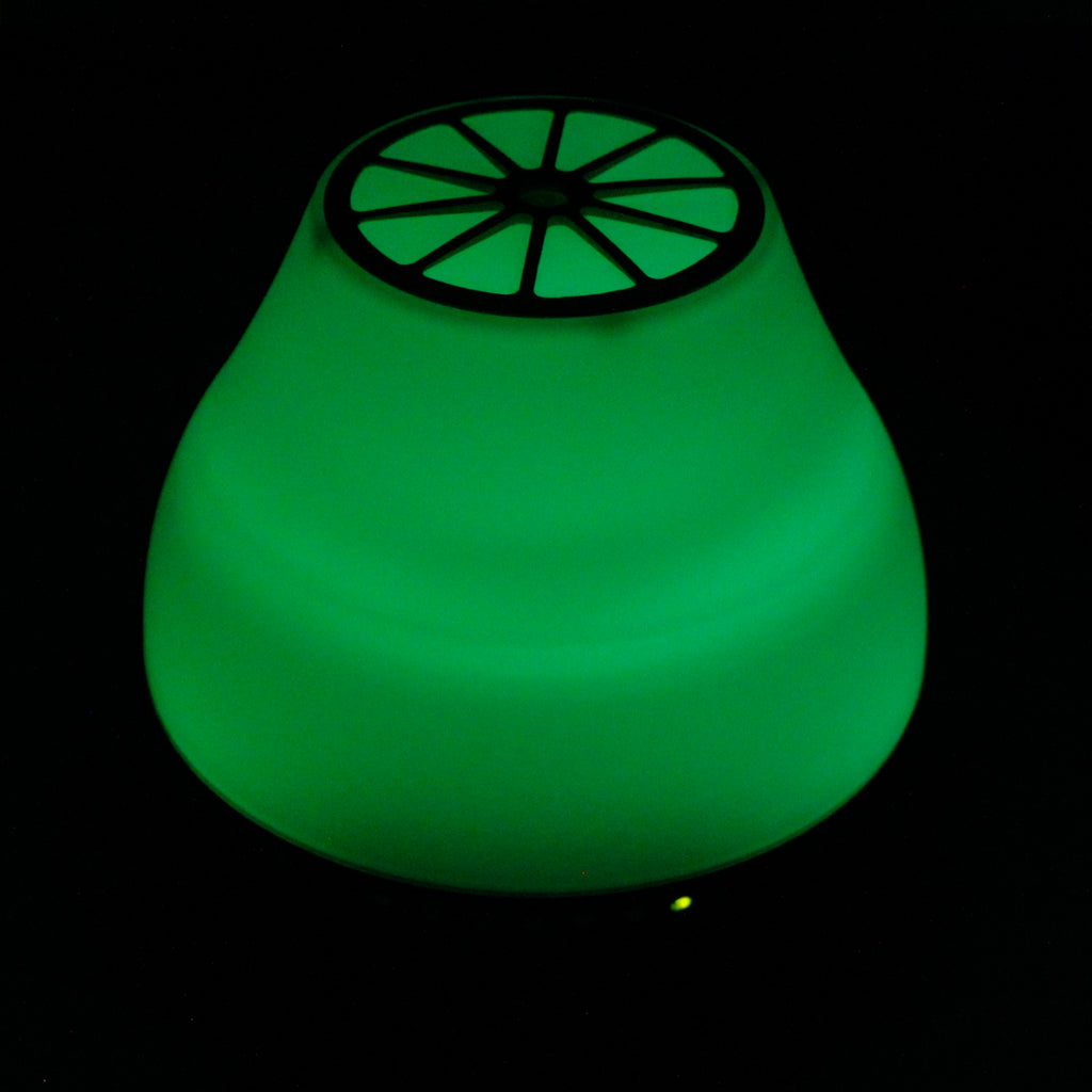 Aroma Diffuser Colour Change Bluetooth Bamboo