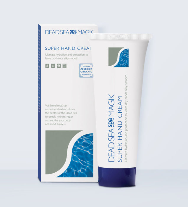Dead Sea Spa Magik Super Hand Cream