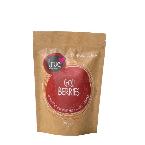 True Goji Berries 250g